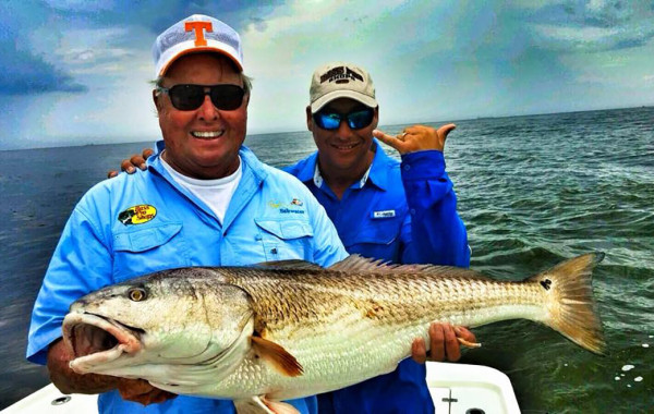 Bill Dance Saltwater Jacksonville Bull Reds Part 2