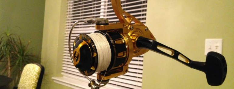Hand Made Rig for Bull Reds