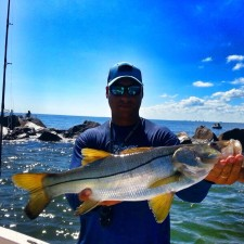 Mayport Inlet Snook