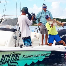 A pic from Reel Time with Florida Sportsman