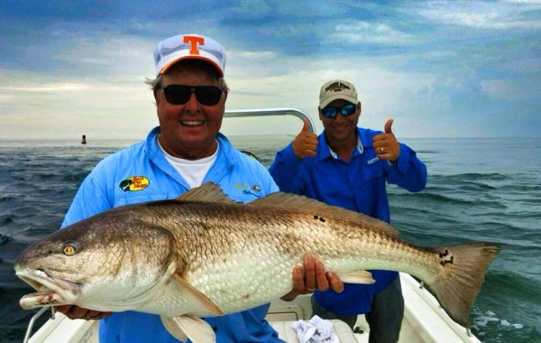 Bill Dance Saltwater, Jacksonville Bull Reds, Part 1