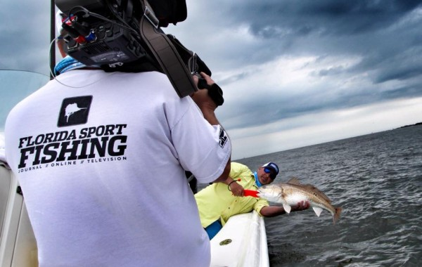 "Jacksonville Bull Reds ""Florida Sport Fishing TV"""