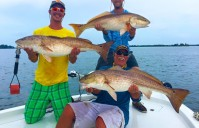 GET IN ON THE SPAWN – Big Reds and a little bit of everything else 08-09-15