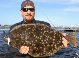 CATCHING CROOKS – Sheepshead, Flounder, Red Fish and Trout