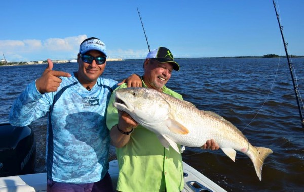 "Giant Bull Reds with Henry Waszczuk of ""Fishing The Flats"""