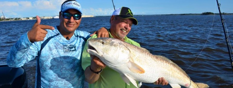 """Giant Bull Reds with Henry Waszczuk of """"Fishing The Flats"""""""