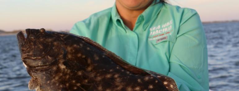 Southern Flounder 101